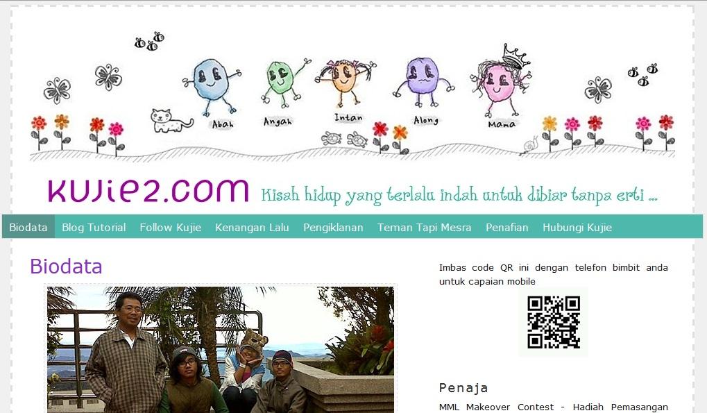 kujie2.com punya blog