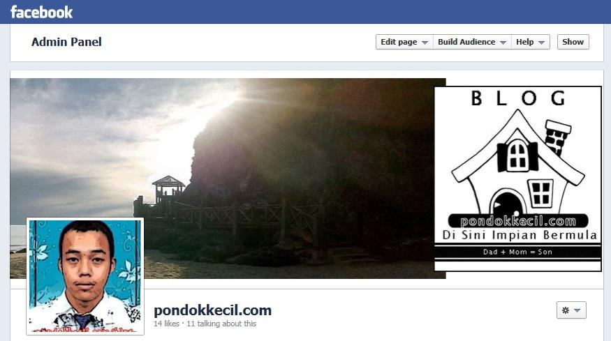 Pondok Kecil Facebook