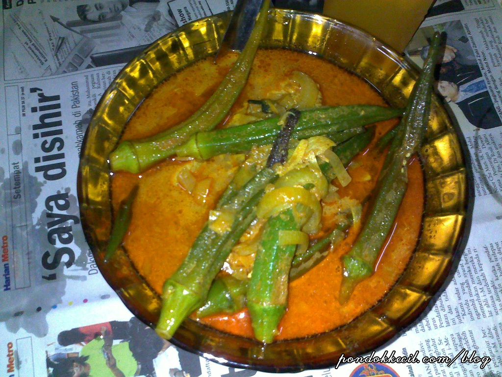 Gulai ikan tenggiri