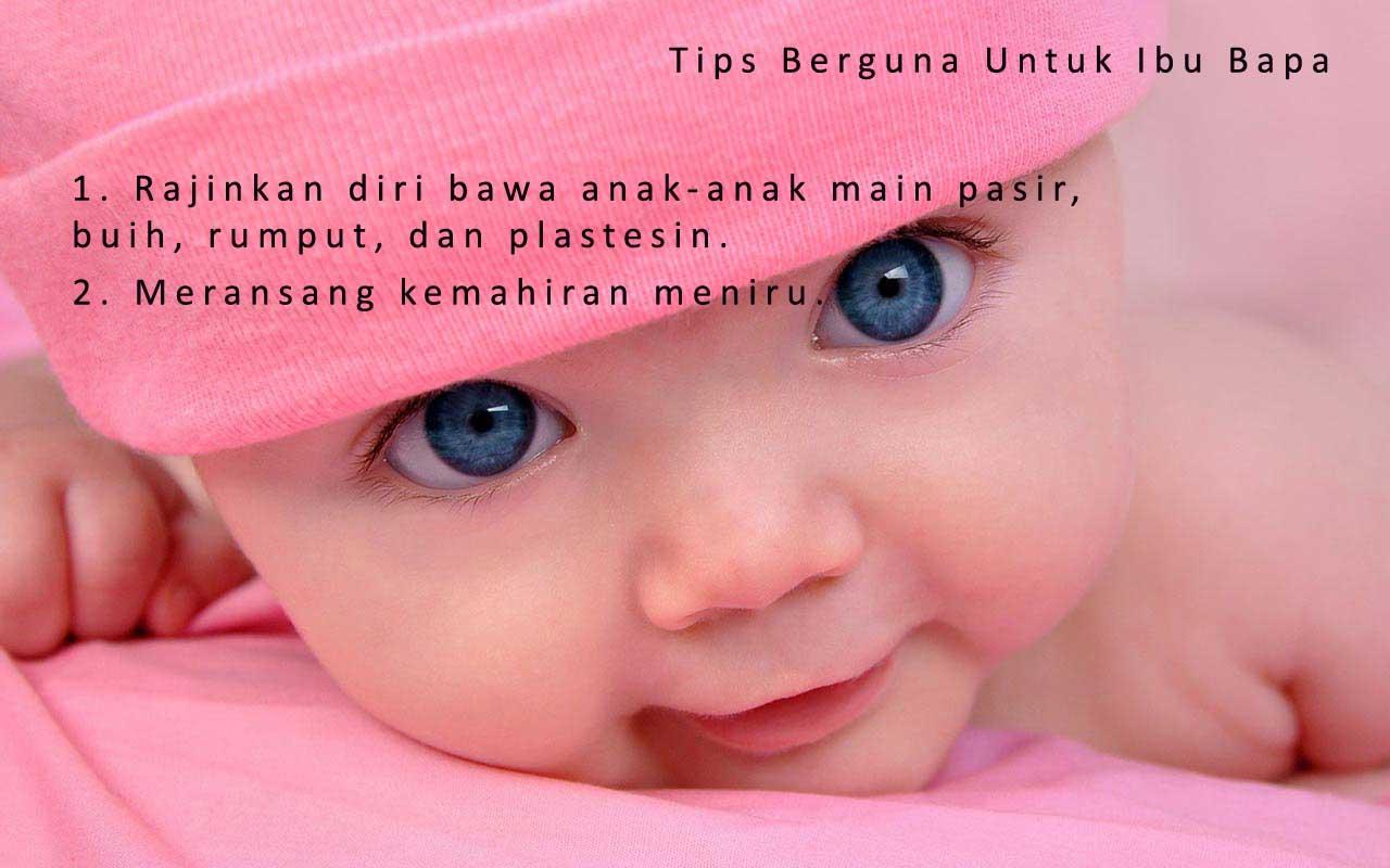 tips berguna untuk ibu bapa