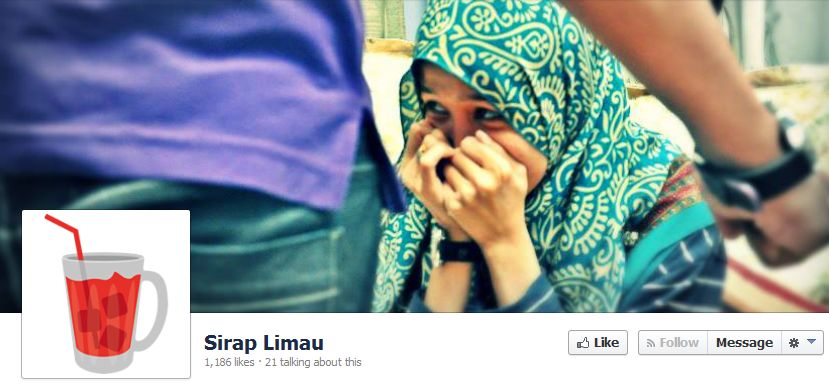 facebook sirap limau
