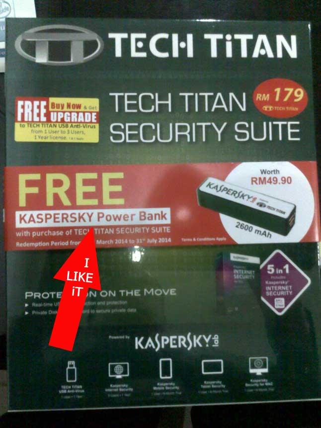 free power bank