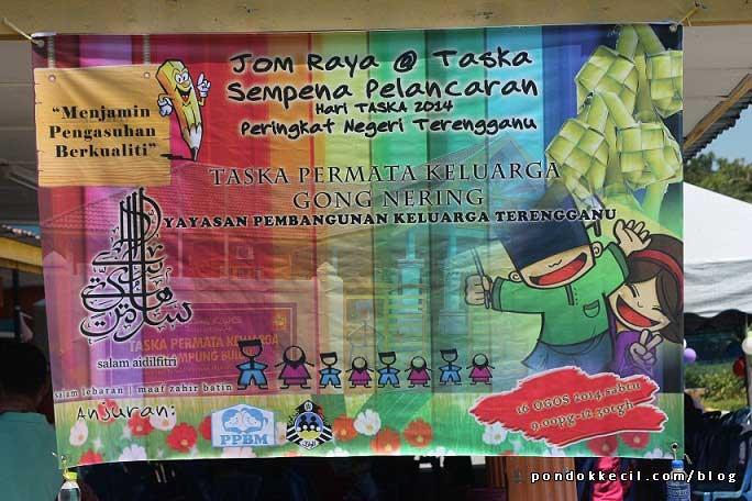 Jom Raya at Taska