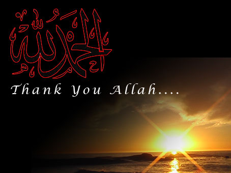 Thank-you-allah