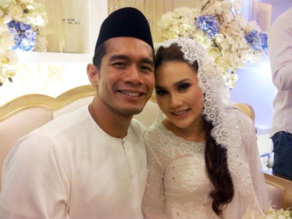 kisah fahrin ahmad dan isteri