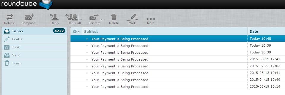 Payment Job...