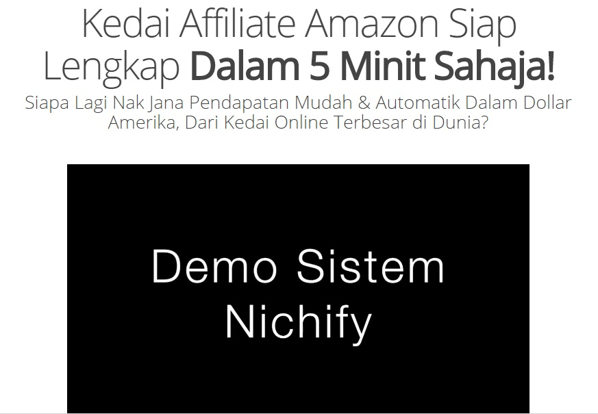 buat duit usd dengan nichify