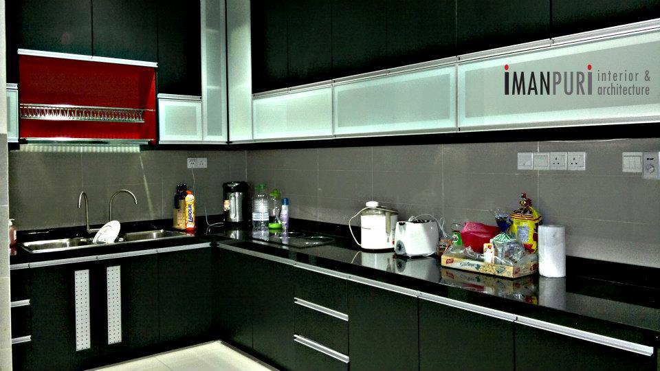 Dapur Rumah Banglo Images Gambar Ubahsuai Desainrumahid